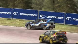 再びはまりだしたDirt Rallyです。 ラリークロスのオープンチャンピオン...