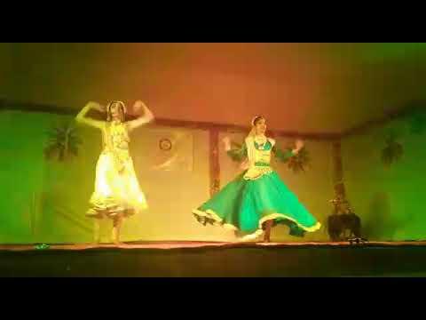 Despsito ssk annual functions dance 2019