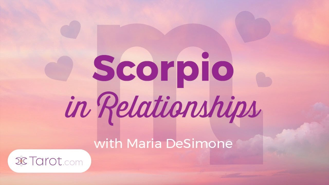 Scorpio in Relationships & in Bed: Passionate, Magnetic, and Mysterious