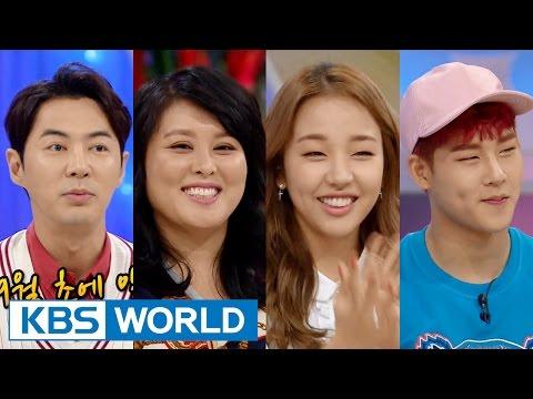 Hello Counselor - Jun Jin, Hong Jimin, Baek Ayeon & Juheon (2015.09.28)