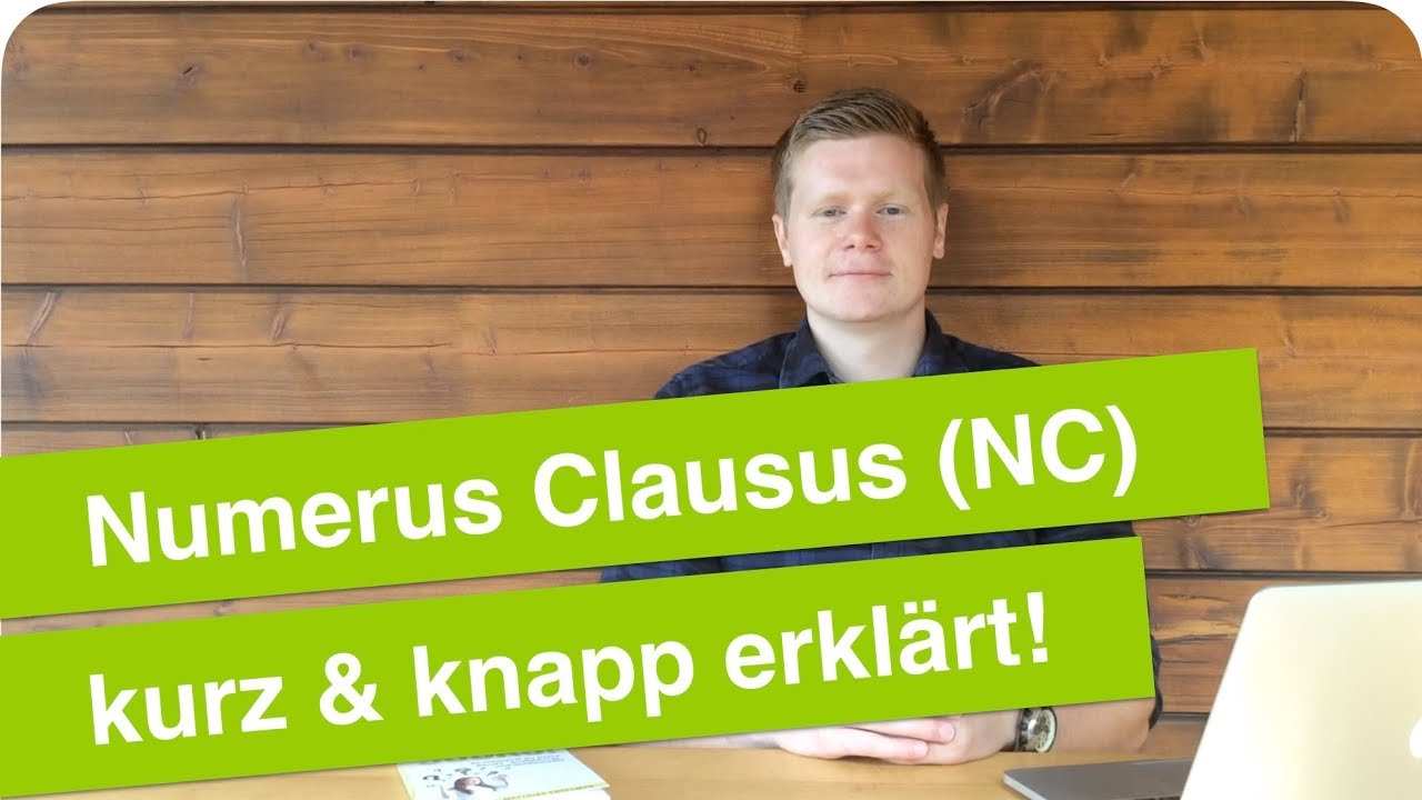 Was ist ein numerus clausus nc kurz knapp erkl rt youtube for Was ist numerus clausus