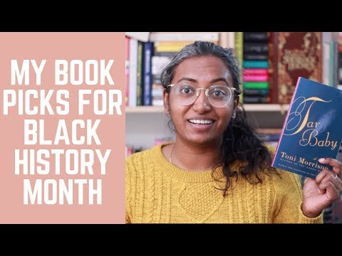 My Book Picks For Black History Month