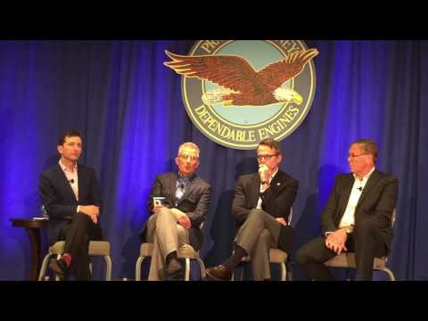 Executive Q&A at Pratt & Whitney Media Day
