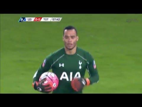 FA CUP LEICESTER CITY VS TOTTENHAM HOTSPUR 20.01.16 HD