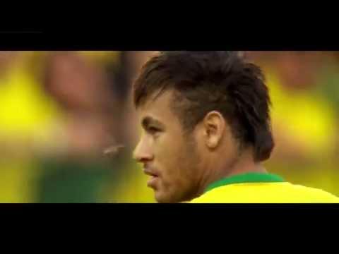 BBC FIFA World Cup 2014 - Brazil vs Chile montage
