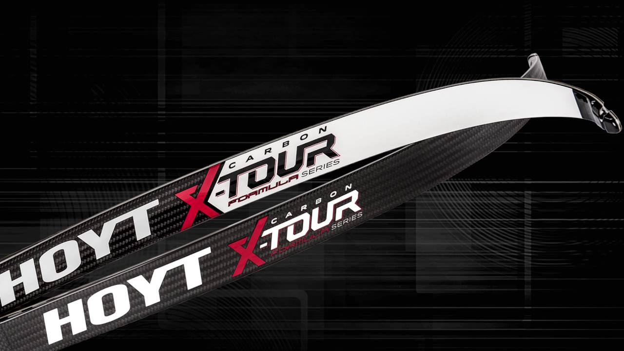 Hoyt | Formula X Tour Carbon /Bamboo Limbs | from The Archery Shop