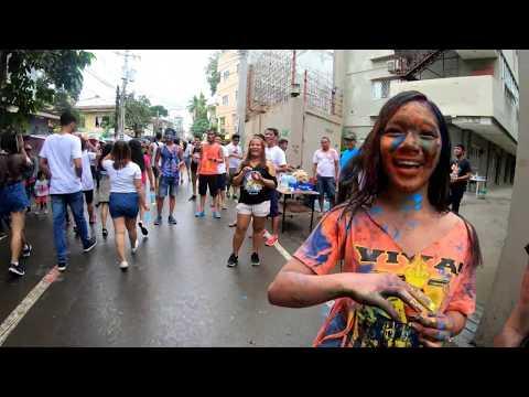 Encounters At Sinulog Festival, Cebu City, Philippines