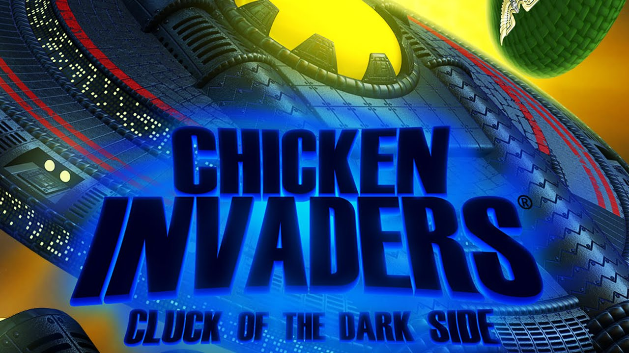 trainer game chicken invaders 5