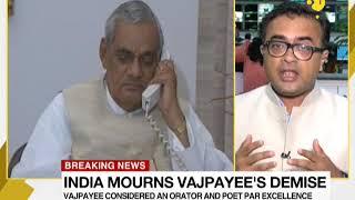Former PM Atal Bihari Vajpayee passes away in Delhi