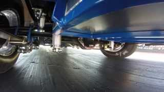 Dodge Dakota 4.7 Drag Suspension Launch