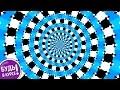 Потрясающие оптические иллюзии. 15 оптических иллюзий