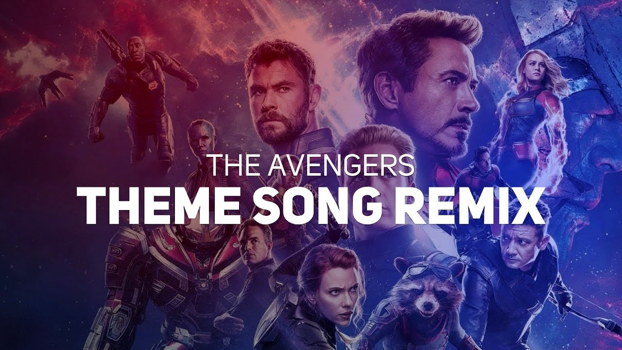 The Avengers Theme Song | ALAN MEDEIRO'S REMIX on SUPER PADS LIGHTS - KIT  HEROES