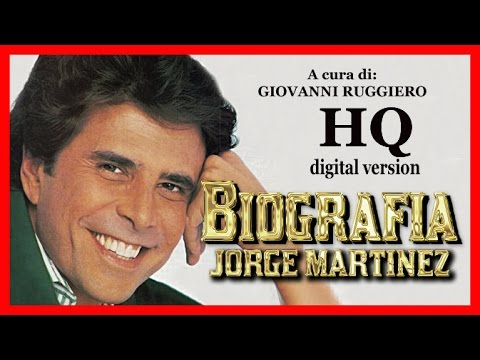 Jorge Martínez: Biografia/Biography -ITALIA- (Full Documentary)