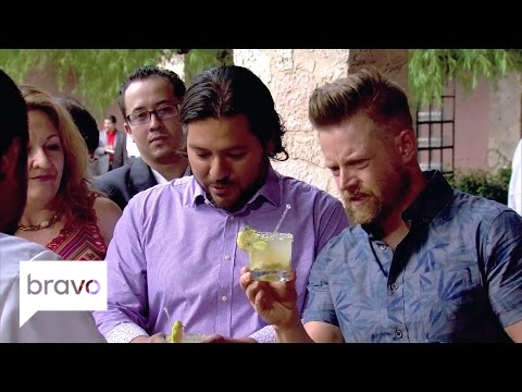 Top Chef: Is This the Least Appealing Cocktail Ever? (Season 14, Episode 12) | Bravo