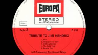 Jeff Cooper And The Stoned Wings - Requiem For Jimi