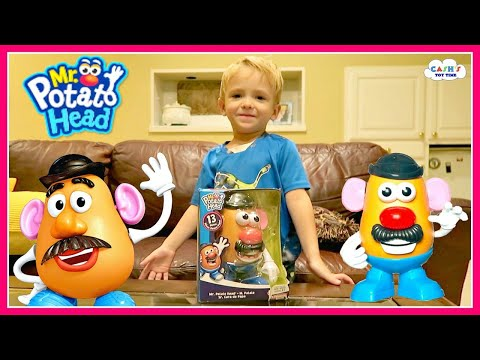 MR. POTATO HEAD Playing & Learning Body Parts