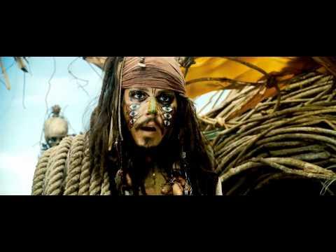 Trailer do filme Piratas do Caribe: O baú da morte