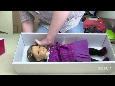 Opening AG BeForever Rebecca Doll