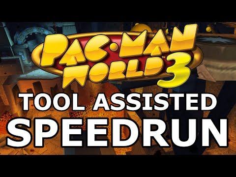 [TAS] Pac-Man World 3 In 57:59