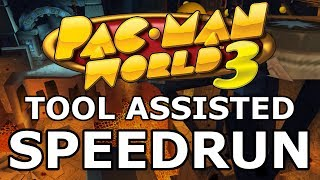 [TAS] Pac-Man World 3 in 57:59