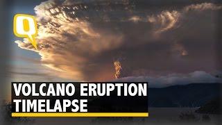 recent volcanic eruptions