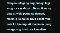 Batang Bata Ka Pa (Lyrics) - Apo Hiking Society