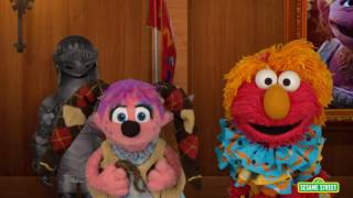 Sesame Street: Trick or Treat DVD Preview