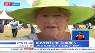 Kenya\'s Fastest Goats race in Kilifi County | ADVENTURE DIARIES