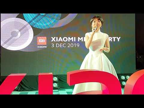 ลุลา ในงานเปิดตัว Xiaomi Mi Note 10 และ Mi Note 10 Pro น่ารักเว่อๆ