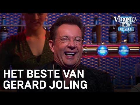 COMPILATIE: Het beste van Gerard Joling bij Veronica Inside! | VERONICA INSIDE