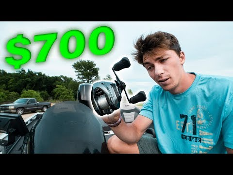 Can This $700 Reel Make You a Better Fisherman? (Japanese Digital Reel)