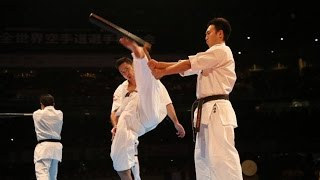 【新極真会】   SHINKYOKUSHINKAI The 11th world  Karate championship Norichika Tsukamoto ENBU