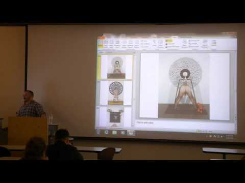Texas A&M University-Commerce, Visiting Artist Chris Bogia, Part 2