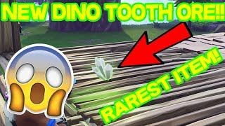 Scammer a NOUVEAU DINO TOOTH Minerai dans Fortnite Save The World (Scammer Gets Scammed)