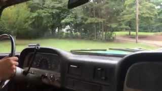1961 Chevrolet Apache 10 test drive