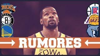 PRIMEROS RUMORES NBA: DRAFT Y AGENCIA LIBRE 2019
