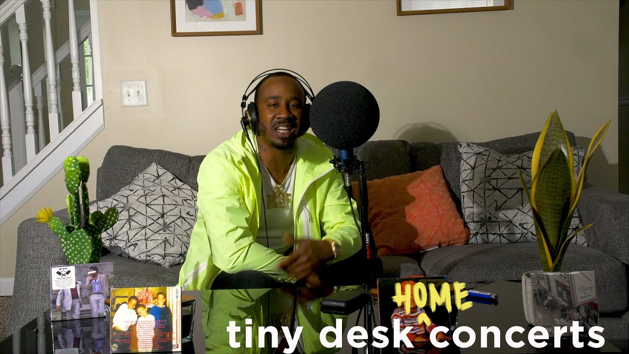 Benny The Butcher: Tiny Desk (Home) Concert