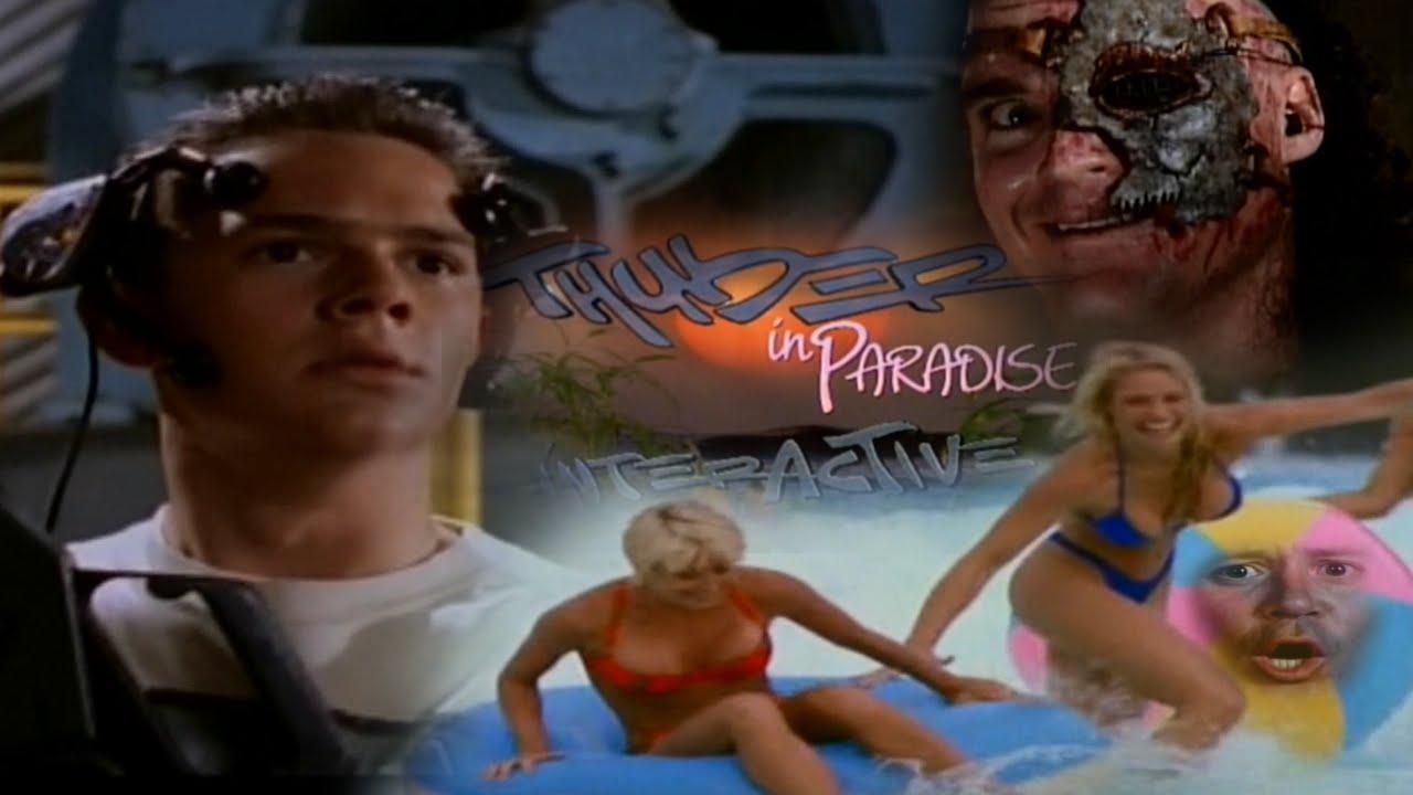 Thunder In Paradise Schauspieler