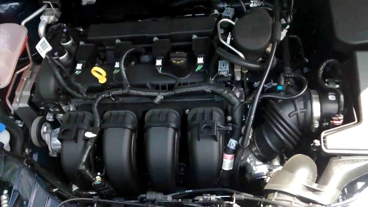 2016 Ford Focus Se - 2 0l 4 Cylinder Engine