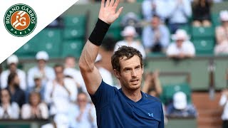 Match of the day #6 - Andy Murray v Juan Martin del Potro | Roland-Garros 2017