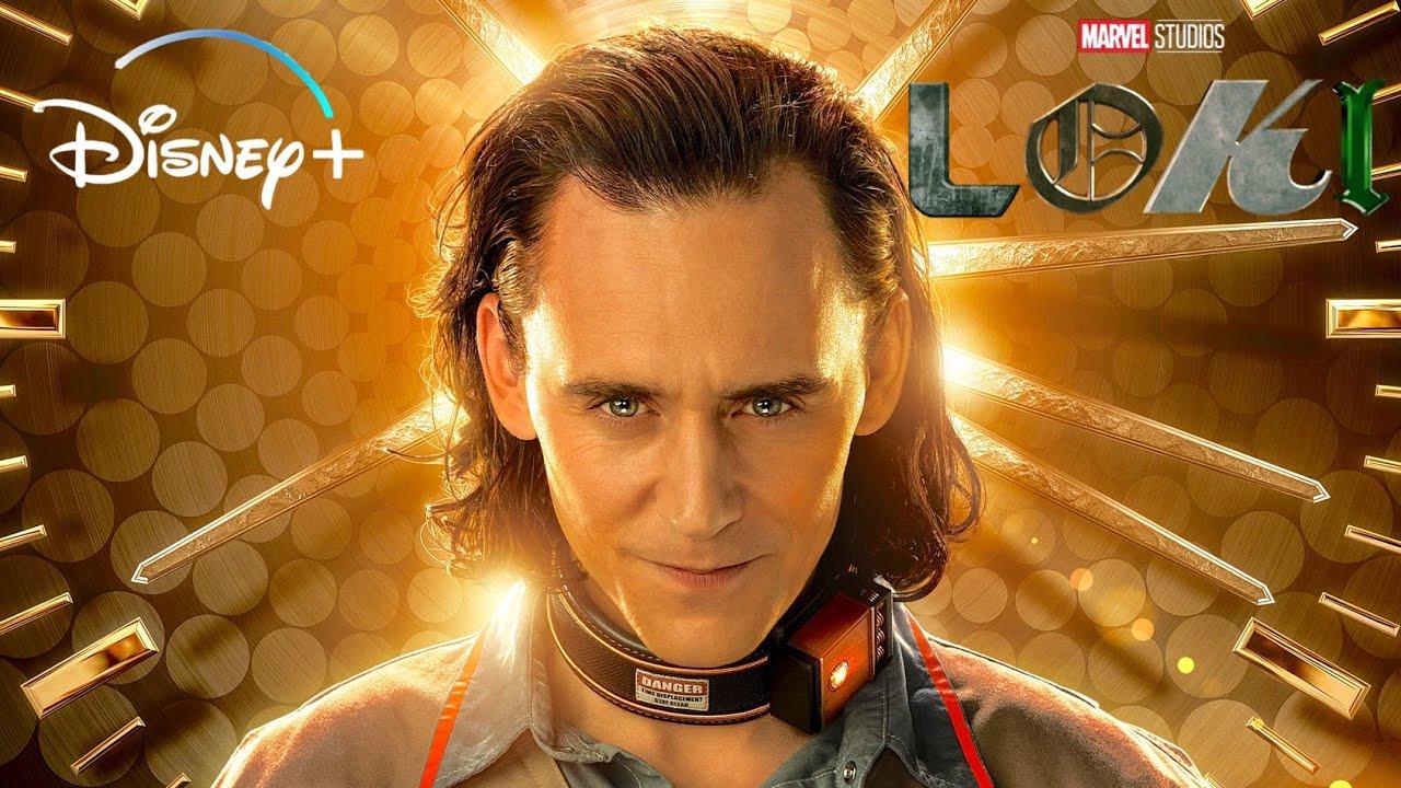 Marvel Studios' Loki Official Trailer