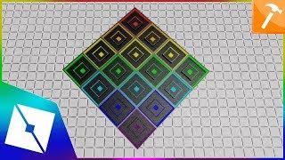 Tutorial de ROBLOX ? Azulejo de cambio de color