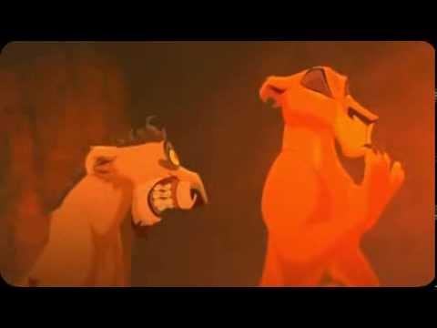 Король лев2 Гордость Симбы Колыбельная Зиры(Рус)