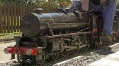 3 1/2 inch Gaue Black 5 - LBSC Doris Live Steam Locomotive