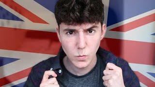 How British Am I?