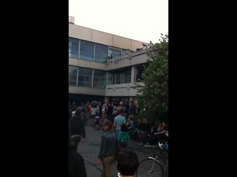 Kultur Campus Frankfurt Bockenheim
