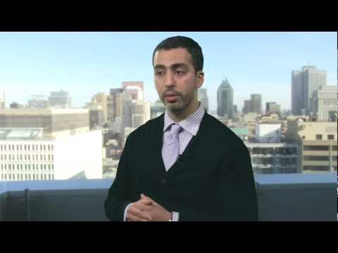 Why I chose the John Molson MBA - Chakib Saad