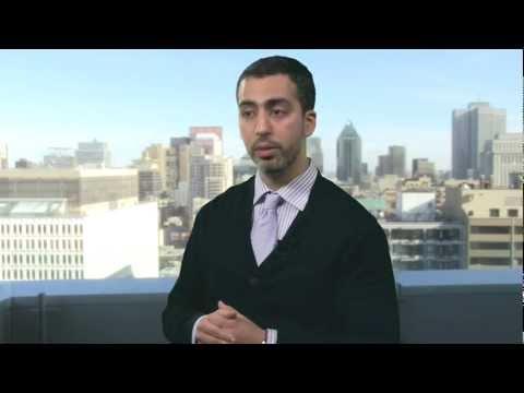 Why I chose the John Molson MBA - Chakib Saad - YouTube