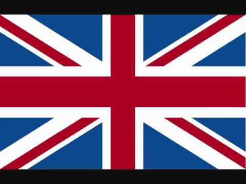 National Anthem GREAT BRITAIN  UNITED KINGDOM with text longest version
