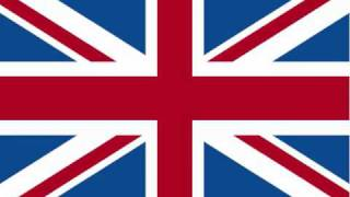 National Anthem GREAT BRITAIN - UNITED KINGDOM (with text) longest version